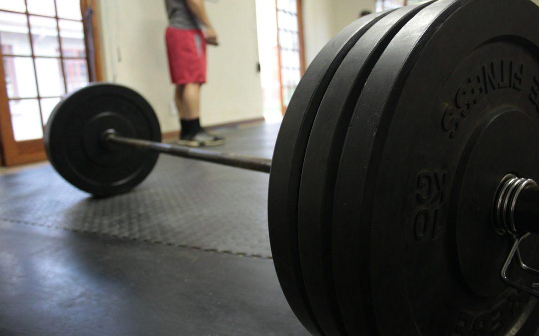 Gym Barbell