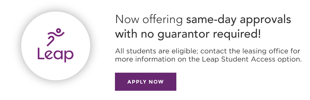 Leap student access option